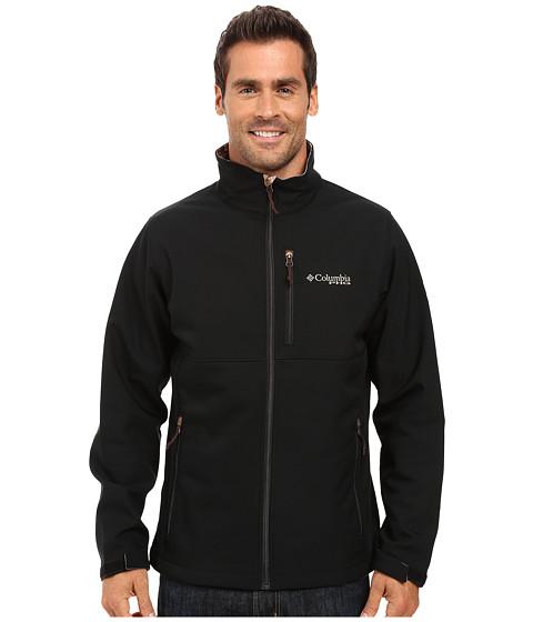 Imbracaminte Barbati Columbia PHG Ascender Softshell Jacket BlackAP Xtra