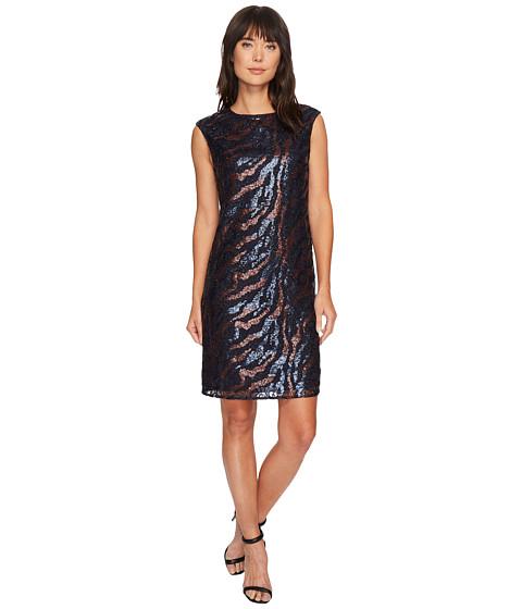 Imbracaminte Femei NICZOE Lace Sequin Shift Dress Multi