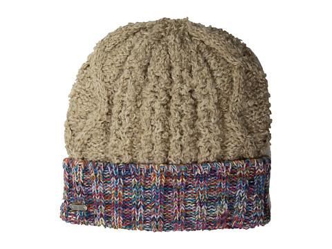 Accesorii Femei San Diego Hat Company KNH3465 Cuffed Beanie Tan