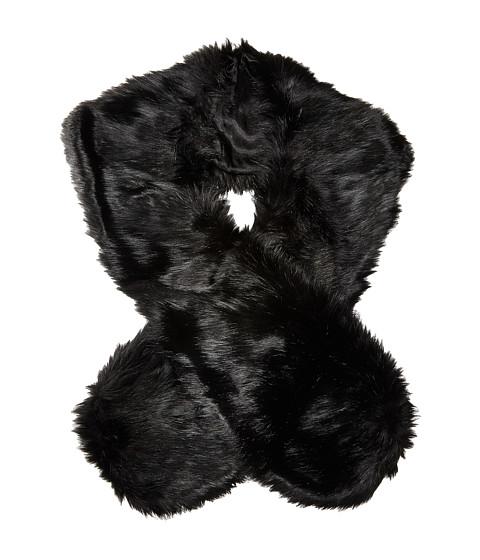Accesorii Femei San Diego Hat Company BSS3533 Fur Scarf Black