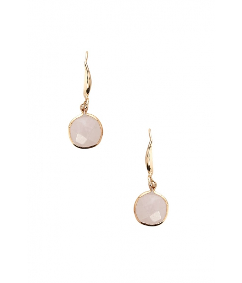Bijuterii Femei Forever21 Faux Stone Drop Earrings GOLD