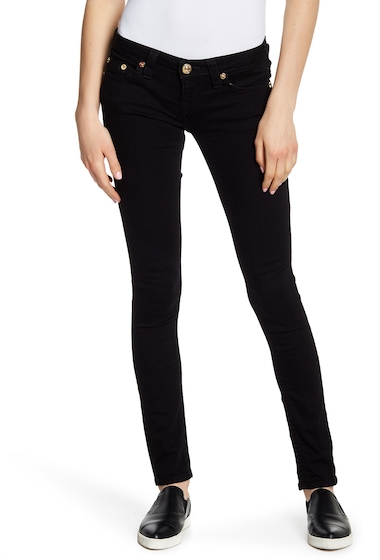 Imbracaminte Femei True Religion Sequin Embroidered Skinny Jeans 2SB BODY R