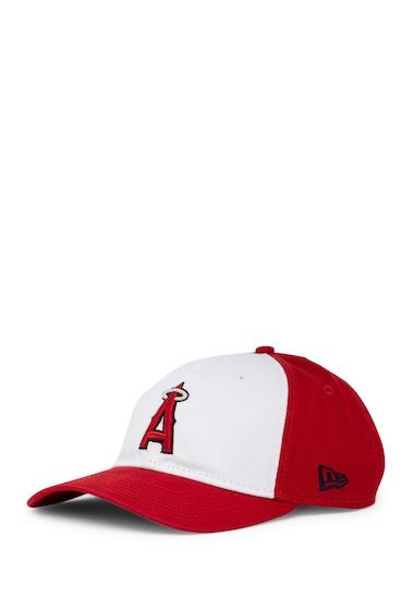 Accesorii Barbati New Era Cap Anaheim Angels White Pop Cap WHITE