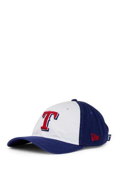 Accesorii Barbati New Era Cap Texas Rangers White Pop Cap WHITE