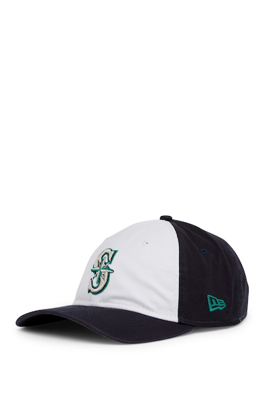Accesorii Barbati New Era Cap Seattle Mariners White Pop Cap WHITE
