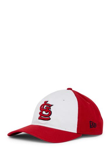 Accesorii Barbati New Era Cap St Louis Cardinals White Pop Cap WHITE