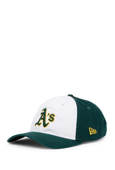 Accesorii Barbati New Era Cap Oakland Athletics White Pop Cap WHITE