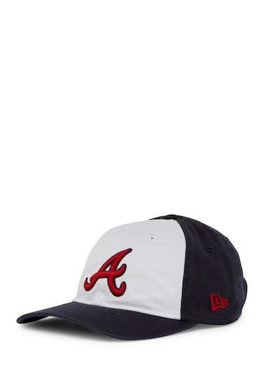 Accesorii Barbati New Era Cap Atlanta Braves White Pop Cap WHITE