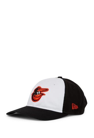 Accesorii Barbati New Era Cap Baltimore Orioles White Pop Cap WHITE