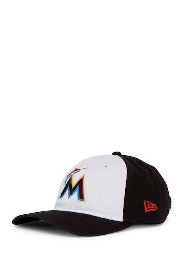 Accesorii Barbati New Era Cap Miami Marlins White Pop Cap WHITE