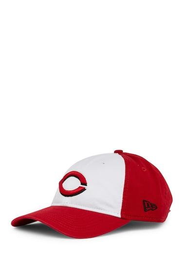 Accesorii Barbati New Era Cap Cincinnati Reds White Pop Cap WHITE
