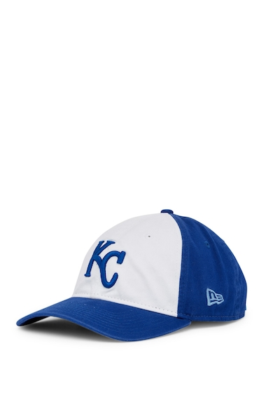 Accesorii Barbati New Era Cap Kansas City Royals White Pop Cap WHITE