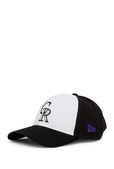 Accesorii Barbati New Era Cap Colorado Rockies White Pop Cap WHITE