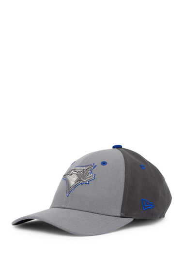 Accesorii Barbati New Era Cap Toronto Blue Jays Gray Pop Cap GREY MED