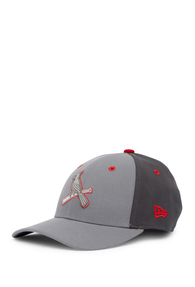 Accesorii Barbati New Era Cap St Louis Cardinals Bird Gray Pop Cap GREY MED