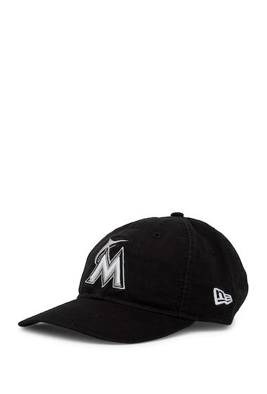 Accesorii Barbati New Era Cap Miami Marlins Cap BLACK