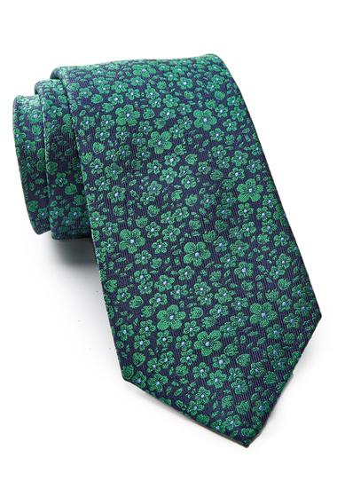 Accesorii Barbati Tommy Hilfiger Silk Micro Floral Tie GREEN