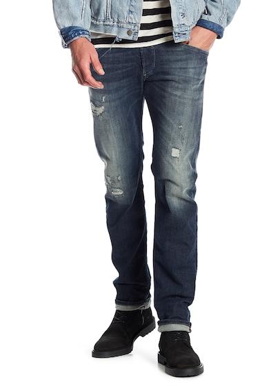 Imbracaminte Barbati Diesel Belther Trousers DENIM