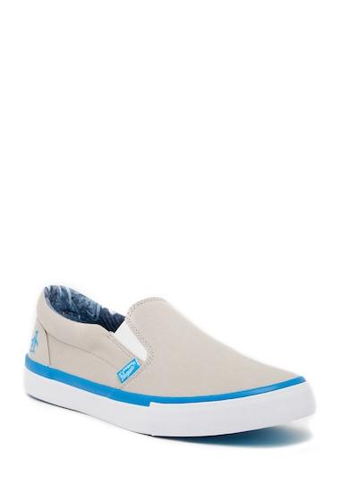 Incaltaminte Barbati Original Penguin Beckett Slip-On Sneaker LTGRYBLUE