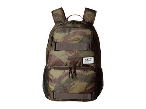 Genti Barbati Burton Treble Yell Pack Brushstroke Camo