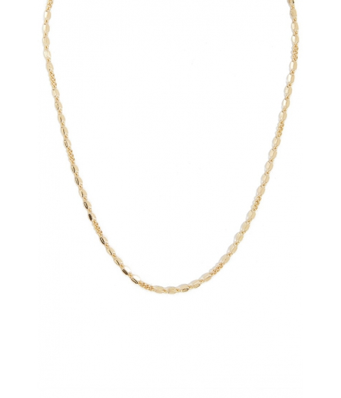 Bijuterii Femei Forever21 Dash Chain Necklace GOLD