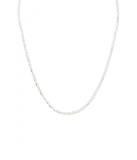 Bijuterii Femei Forever21 Dash Chain Necklace SILVER