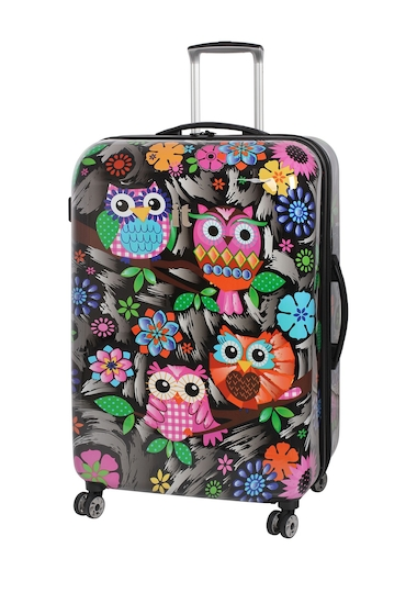 Genti Barbati IT Luggage 301 Virtuoso 8 Wheel Expandable Case OWLS