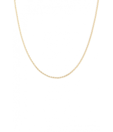 Bijuterii Femei Forever21 Rolo Chain Necklace GOLD
