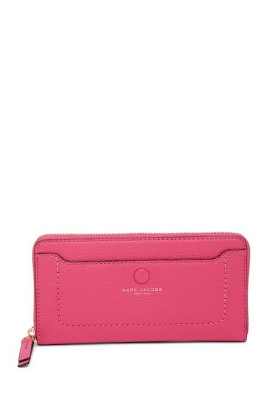 Genti Femei Marc Jacobs Standard Continental Wallet BEGONIA
