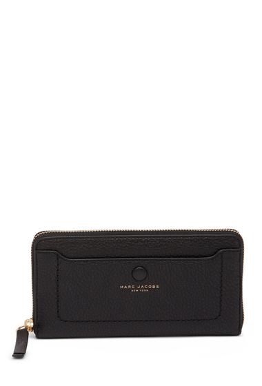 Genti Femei Marc Jacobs Standard Continental Wallet BLACK
