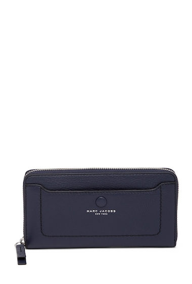Genti Femei Marc Jacobs Standard Continental Wallet FRENCH NAVY