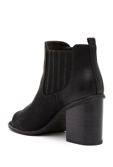Incaltaminte Femei BC Footwear Breezy Open Toe Bootie BLACK