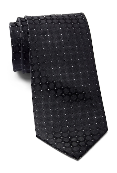Accesorii Barbati Calvin Klein Glitter Dot Tie BLACK