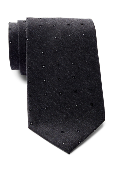 Accesorii Barbati Calvin Klein Reflection Square Tie BLACK