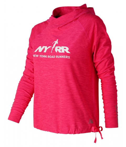 Incaltaminte Femei New Balance Run for Life In Transit Pullover Pink