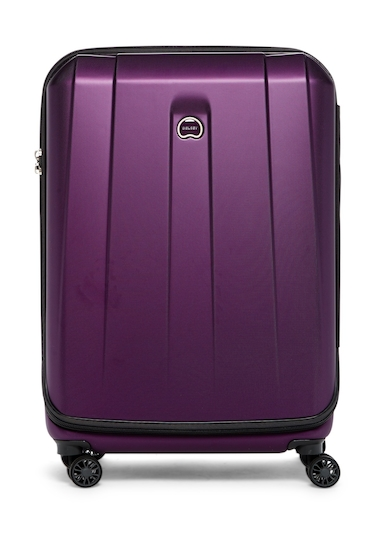 Genti Femei Delsey Luggage Shadow 30 25 Expandable Spinner Trolley Case PURPLE