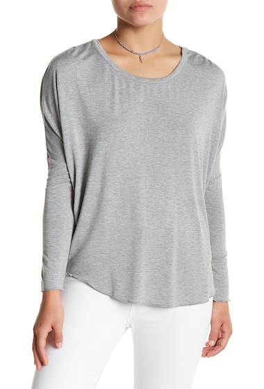 Imbracaminte Femei Chaser Drop Shoulder Long Sleeve Top HGRY