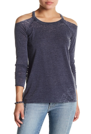 Imbracaminte Femei Chaser Cold Shoulder Knit Top COVE