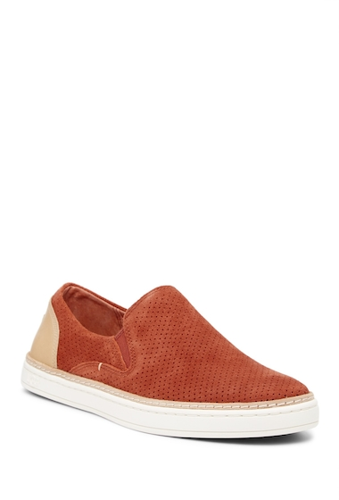 Incaltaminte Femei UGG Adley Perforated Slip On Sneaker PPRK