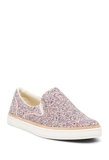 Incaltaminte Femei UGG Adley Chunky Glitter Slip On Sneaker CON