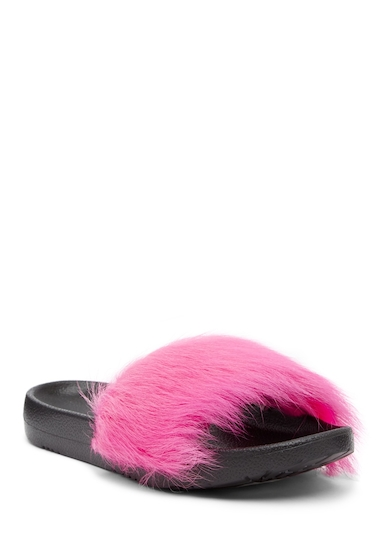 Incaltaminte Femei UGG Royale Genuine Fur Slide NOPK
