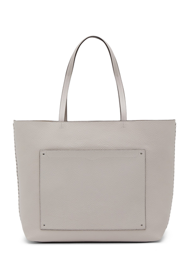Genti Femei Rebecca Minkoff Panama Leather Tote PUTTY