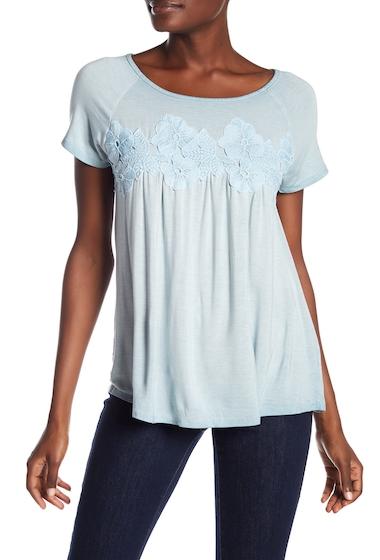 Imbracaminte Femei Cable Gauge Cap Sleeve Knit Tee STRMYWATER