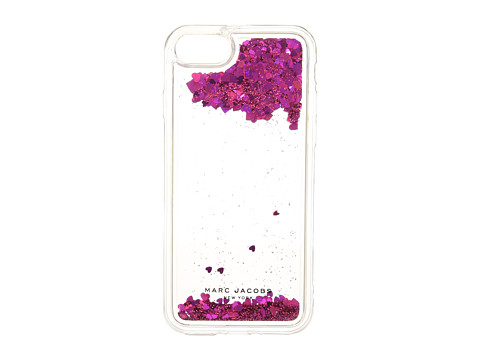Accesorii Femei Marc Jacobs Floating Glitter iPhone 7iPhone 8 Case Pink