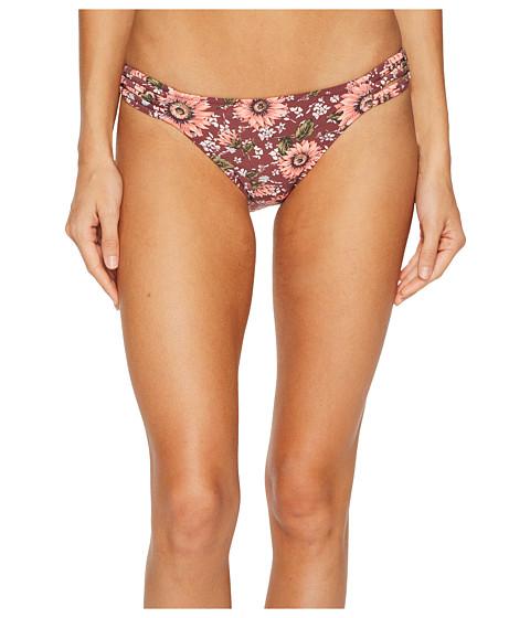 Imbracaminte Femei ONeill Viera Strappy Bikini Bottom Mocha