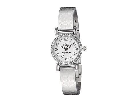 Ceasuri Femei COACH Madison Bangle - 14502870 White