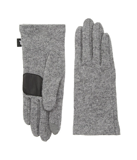 Accesorii Femei Echo Design Classic Touch Gloves Heather Grey