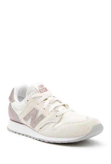 Incaltaminte Femei New Balance 520 Athletic Sneaker SEA SALT