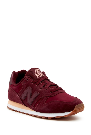 Incaltaminte Femei New Balance 373BSS Athletic Sneaker - Wide Width Available BURGUNDY