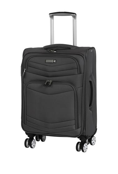 Genti Femei IT Luggage 22 Intrepid 8 Wheel with Expander DARK GULL GREY
